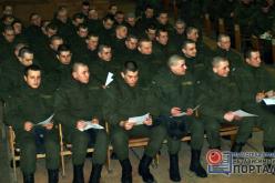 В Павлограде провели тренинг для армейцев «Код мужчины» (ФОТО)