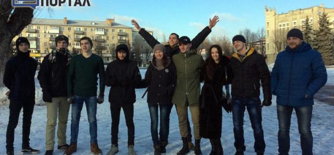 Павлоградские велосипедисты приняли участие во флешмобе #22PushupChallenge (ФОТО и ВИДЕО)