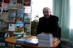 Георгий Бароненко презентовал книгу об истории Западного Донбасса (ФОТО)