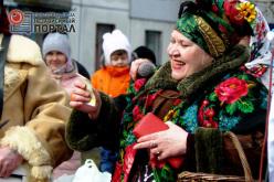 «Веселі походеньки на 55-му»: как Химзавод Масленицу отмечал