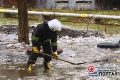 Спасатели откачали с улиц Павлограда более 1000 м3 воды