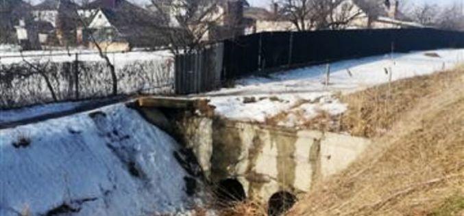 Ряду домов Павлограда может угрожать подтопление из-за весенних паводков — выводы комиссии