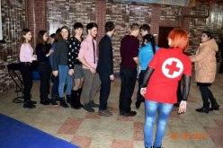 Павлоградские школьники учились противостоять насилию с помощью смоделированных ситуаций