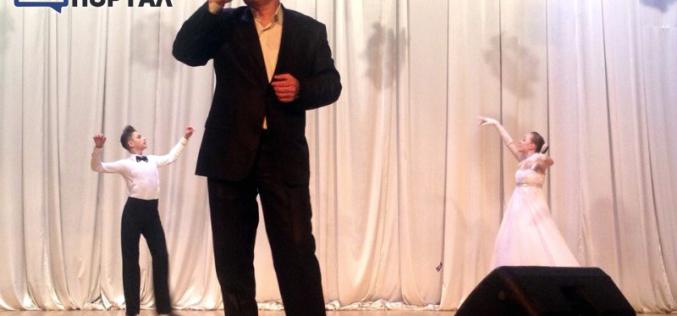 В Павлограде состоялся сольный вечер талантливого музыканта Анатолия Марина (ФОТО и ВИДЕО)