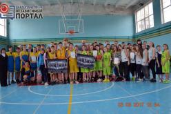 Впервые в Павлограде состоялся баскетбольный «Турнир Четырех» (ФОТОРЕПОРТАЖ)