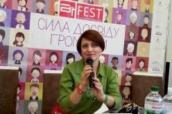 Павлоградка отправилась в необычное путешествие по всей Украине (ВИДЕО)