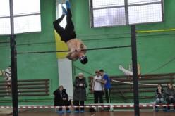 Павлоградцы стали победителями чемпионата по стрит-воркауту
