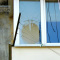 На Горветке дерево разбило новенький балкон павлоградца (ФОТО)