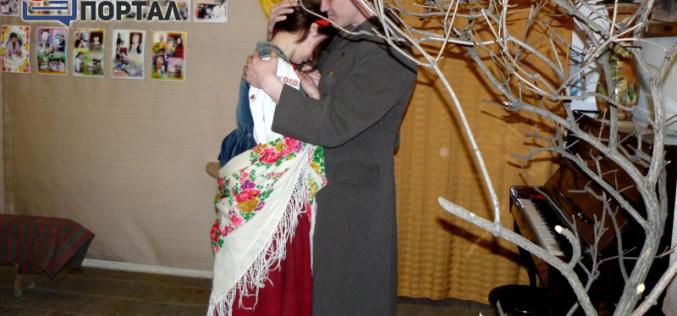 Ко дню рождения Кобзаря сотрудники музея поставили отрывок из «Катерини» (ФОТО)