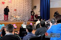 Кинологическое шоу как способ реабилитации детей с ограниченными возможностями (ФОТО)