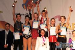 «Восторг» забрал призовые места в 4 категориях всеукраинского чемпионата