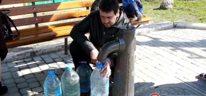 Благодаря конкурсу мини-грантов павлоградцы отремонтировали колонку (ФОТО)