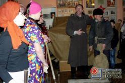 Ученикам и студентам Павлограда показали историю города «в ролях» (ФОТО)