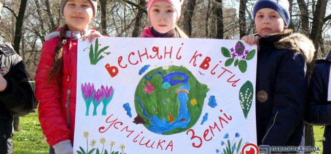 Пока дети призывают охранять первоцветы, взрослые ими торгуют (ФОТО)