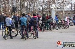 Как в Павлограде открыли велосезон 2017 (ФОТОРЕПОРТАЖ)