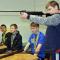 В павлоградской школе появился тренажерный зал и тир (ФОТО и ВИДЕО)