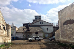 Здания «Павлоградского комбината хлебопродуктов» пошли «под разборку» (ФОТО и ВИДЕО)