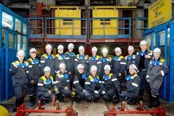 Шахта глазами женщин: супруги шахтеров побывали на рабочих местах своих мужей (ФОТО)