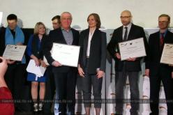 Громада Павлограда получила звание «ENERGY EXPERT»