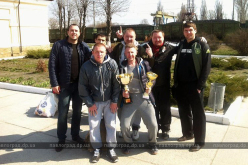 Павлоградские баскетболисты впервые за 11 лет завоевали первенство «Кубка Мельникова»