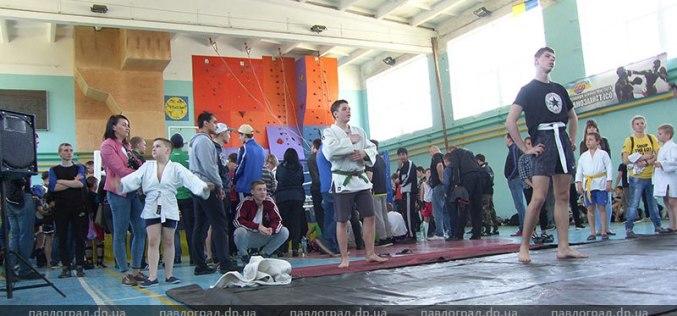Павлоград принимал Всеукраинский турнир по боевым искусствам