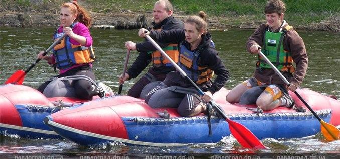 В Павлограде состоялся чемпионат по спортивному водному туризму (ФОТО)