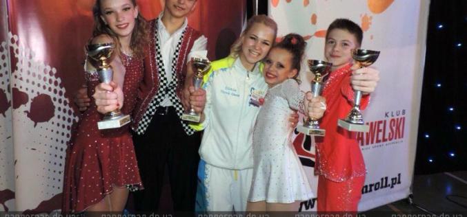 Павлоградские танцоры стали финалистами Кубка мира в Польше