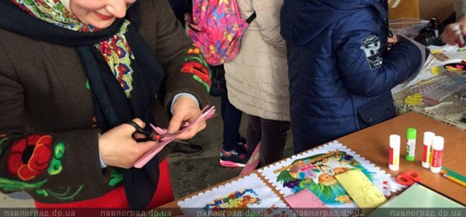 В Павлограде прошел фестиваль-выставка писанок