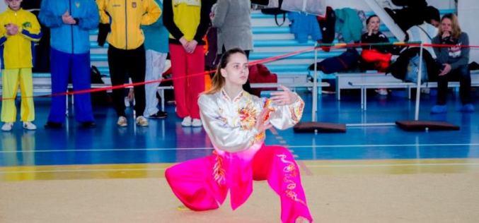 В Павлограде состоялся Кубок Украины по ушу (ФОТО)