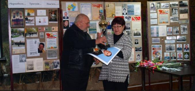 В Павлограде открыли выставку личных вещей ликвидаторов аварии на ЧАЭС (ФОТО)