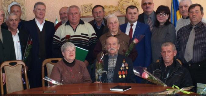В Павлограде чествуют участников ликвидации последствий аварии на Чернобыльской АЭС
