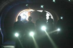 На шахте Днепровская оперативно ликвидировано задымление