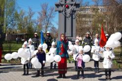 В Павлограде вспоминают трагедию Чернобыля (ФОТО и ВИДЕО)
