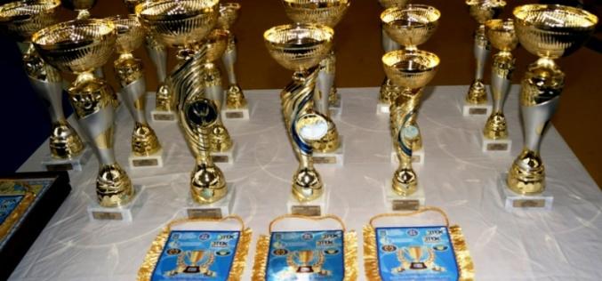 Спортсмены ДТЭК Павлоградуголь завоевали золото во Всеукраинской Спартакиаде