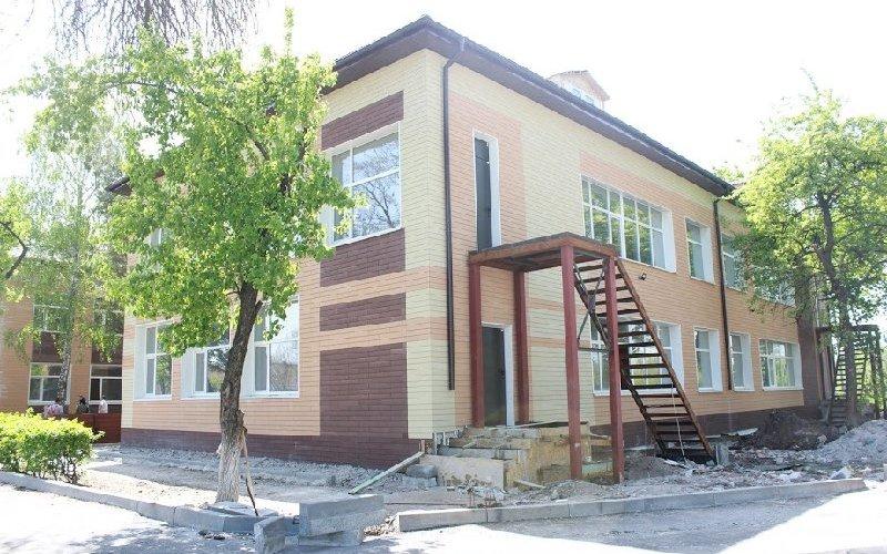 В Павлограде до конца года появится современный учебно-воспитательный комплекс (ФОТО)