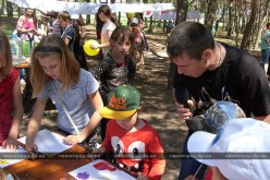 Шахтеры создают новую зону отдыха для павлоградцев