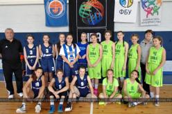 Павлоградские баскетболистки побывали на уроке в школе олимпийского резерва