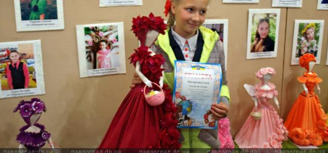 В музее открылась выставка детского хендмейда