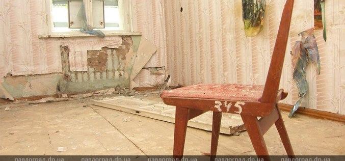 В Павлограде общественники возьмутся восстанавливать заброшенное здание (ФОТОРЕПОРТАЖ)