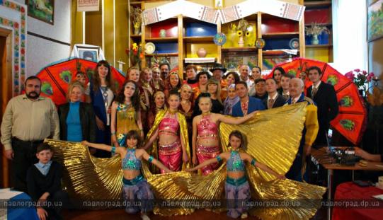 В Павлограде представители разных национальностей вместе отметили День Европы (ФОТО)