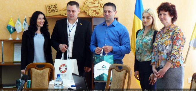 Павлоград посетила делегация из Коломыи (ФОТО)