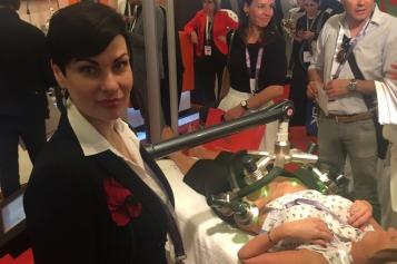 Красота Лазурного берега уже в Павлограде — Марина Соболь посетила Всемирный конгресс косметологов в Монако