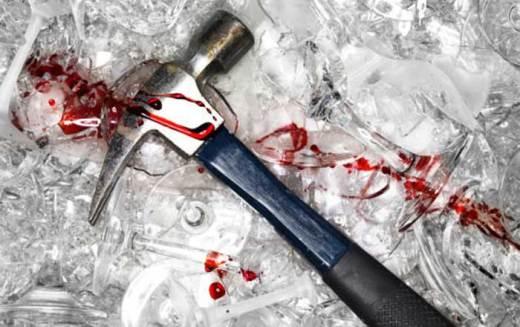 Житель Павлоградщины убил знакомого и спрятал тело в стог сена