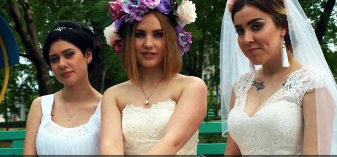 В Павлограде состоялся свадебный тест-драйв (ОБНОВЛЕНО!!!)