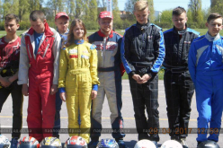 Павлоградские картингисты стали лучшими на Чемпионате Восточного региона