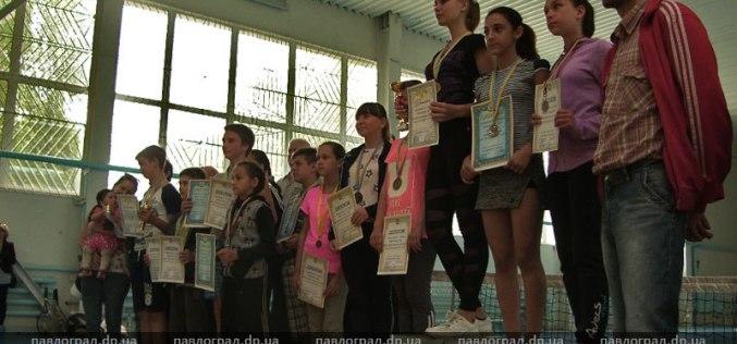 В Павлограде определили победителей городского чемпионата по большому теннису
