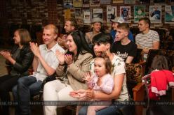 «Швединг»: в Павлограде сняли ремейки известных голливудских фильмов (ФОТО и ВИДЕО)