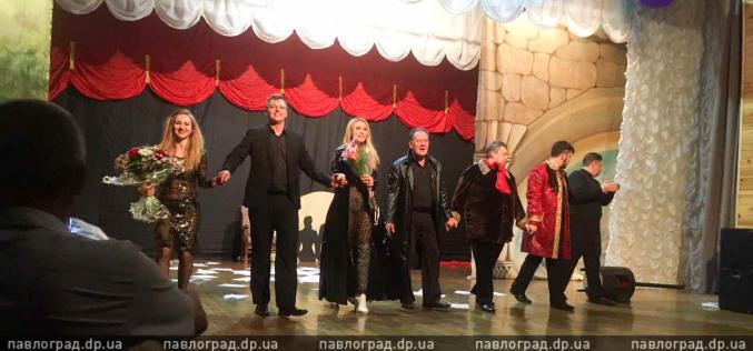 В Павлоград приезжал самый мистический спектакль с Ольгой Сумской в главной роли (ФОТО и ВИДЕО)