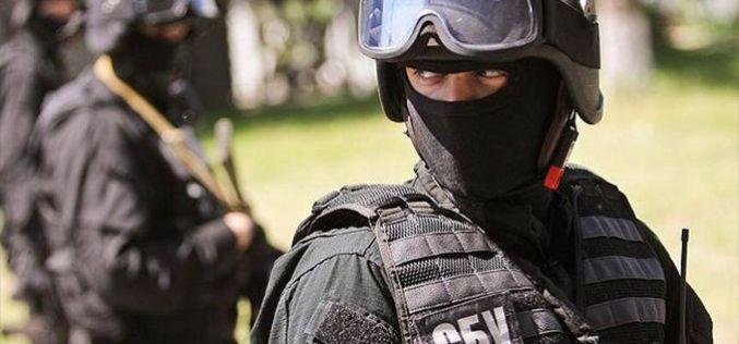 В Павлограде «Альфа» и СБУ проводят обыски, связанные с убийством Вороненкова