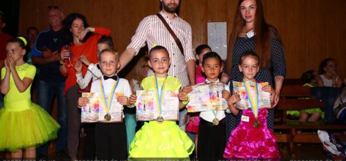 «Аллегровцы» танцевали на Азовском побережье